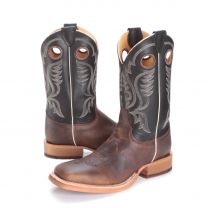 BootDaddy with Justin Mens Sedona Square Toe Cowboy Boots