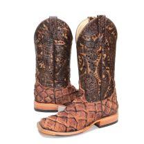 BootDaddy Macie Bean Womens Paisley Big Bass Boots