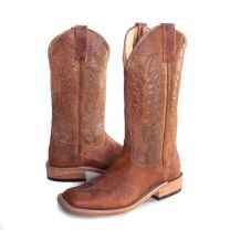 BootDaddy with Anderson Bean Mens Tumbled Bison Boots