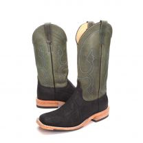 BootDaddy with Anderson Bean Mens Black Elephant Boots