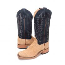 BootDaddy Anderson Bean Mens Tan Elephant Cowboy Boots