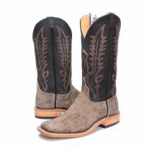 BootDaddy Anderson Bean Mens Exotic Giraffe Cowboy Boots