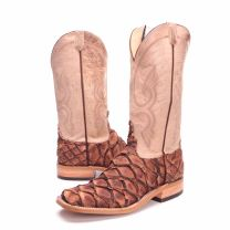 BootDaddy Anderson Bean Mens Cigar Big Bass Cowboy Boots