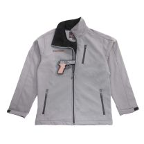 BootDaddy Mens Ripstop Slate Concealed Carry Jacket