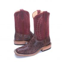 BootDaddy with Anderson Bean Mens Kudu Ostrich Boots