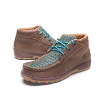 BootDaddy with Twisted X Womens Turquoise Casual Shoes