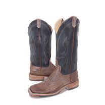 BootDaddy Anderson Bean Mens Stonewash Cowboy Boots