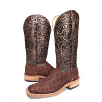 BootDaddy Anderson Bean Womens Antique FQ Ostrich Boots