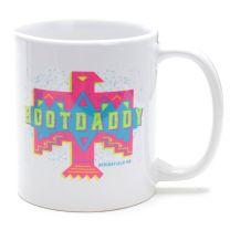 BootDaddy Aztec Thunderbird Coffee Mug