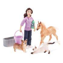 Breyer Pet Groomer Toy Set