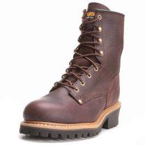 Carolina Mens Logger Steel Toe Work Boots 1821