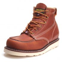 Carolina Mens AMP USA Lace Up Work Boots CA7003
