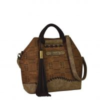 Catchfly Womens Jaci Concealed Carry Satchel