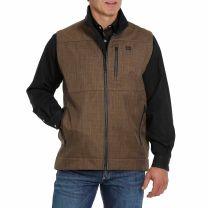 Cinch Mens Textured Bonded Concealed Carry Vest