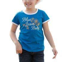 Cruel Girl Childrens Blue Jean Baby T Shirt
