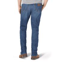 Wrangler Mens Retro Premium Slim Straight Jeans