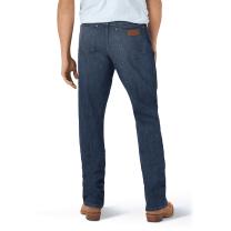 Wrangler Mens Retro Premium Slim Boot Cut Jeans