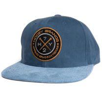 Hooey Swage Spring Ranch Baseball Cap Blue