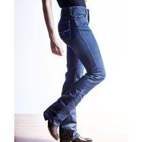 Kimes Ranch Womens Betty Slim Fit Boot Cut Jeans Dark