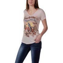 Liberty Wear Womens Rough Riders T Shirt
