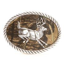 Nocona Camo Deer Buckles