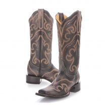 BootDaddy with Old Gringo Womens Vintage Studded Western Boots