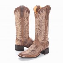BootDaddy with Old Gringo Womens Vintage Tan Western Boots