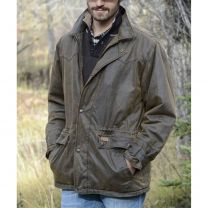 Outback Mens Rancher Conceal Carry Jacket Brown