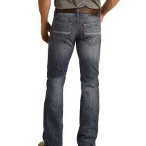 Rock and Roll Mens Reflex Regular Fit Boot Cut Jeans