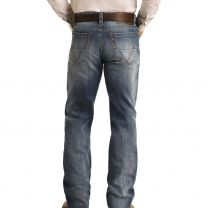 Rock and Roll Mens Vintage 46 Straight Leg Jeans