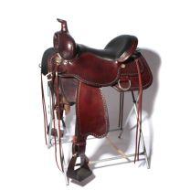 "Circle Y Tru-Fit Trail Saddle (16"", Medium Tree)"