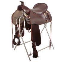 "Tucker Classic High Plains Trail Saddle (16.5"", Medium Tree)"