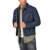 Wrangler Retro Mens Unlined Denim Jacket