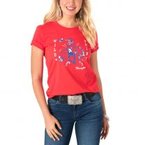 Wrangler Womens Retro Wild Thing T Shirt