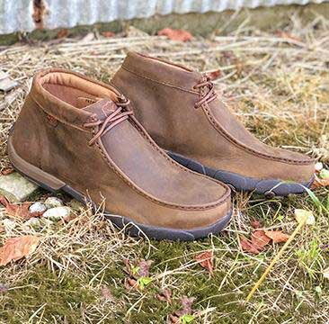 Men's Safety Toe Boots