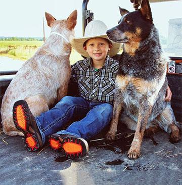 kids' durango boots