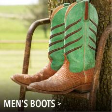 Men BootDaddy Boots