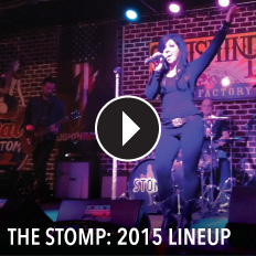 The Stomp 2015 Lineup