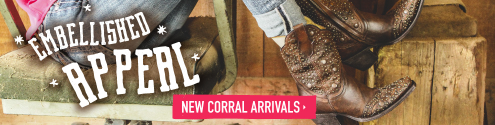 Womens Corral