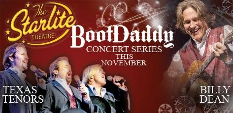 BootDaddy Concert Series
