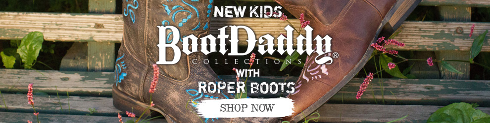 BootDaddy Roper Boots