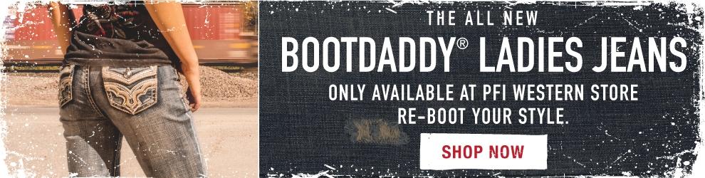 BootDaddy Ladies Jeans