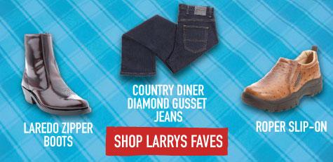 Larry's Picks