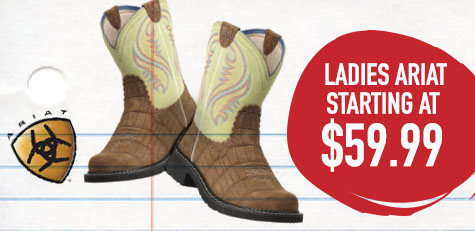 Fatbaby Heritage Cowgirl Boots