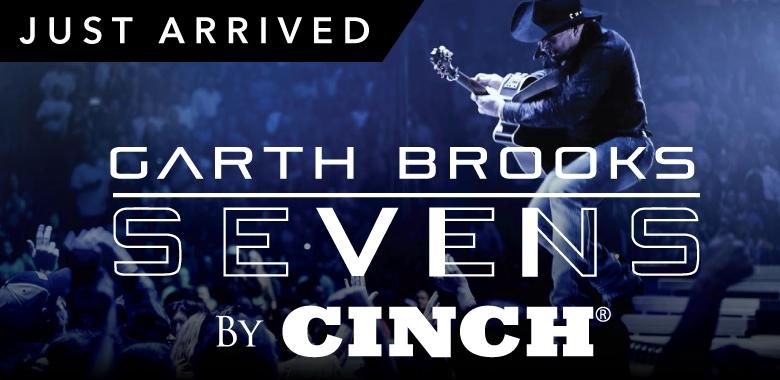 Garth Brooks Sevens New Arrival