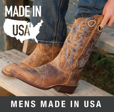 Mens American Made Boots
