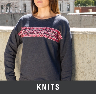 Ladies Knit Tops