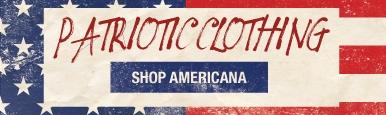 Shop Patriotic Clothing