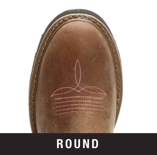 Round Toe