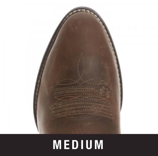 Medium Toe